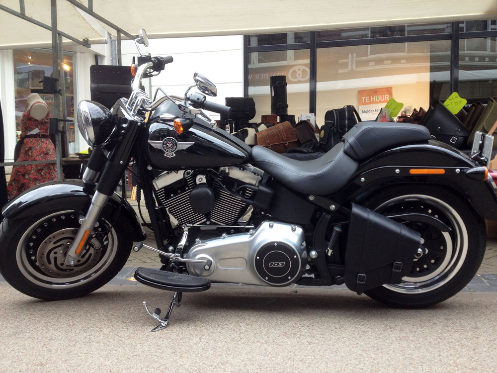 smalle softail