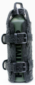 Fuel bottle holder 1,0 L alligator zwart